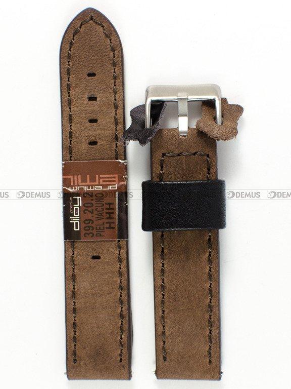 090417621bae93 Pasek skórzany do zegarka - Diloy 399.20.2 - 20 mm | Sklep ...